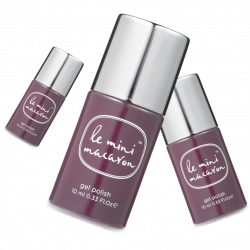 Vernis semi-permanent Rhum Raisin